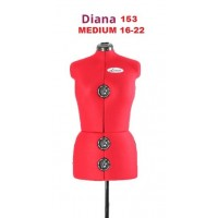 Diana Adjustable Doll MEDIUM 16-22