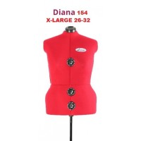 Diana Adjustable Doll X-LARGE 26-32