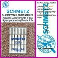 SCHMETZ JERSEY BALL POINT 130 705 H SUK