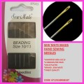 SEW MATE BEADING HAND SEWING NEEDLES