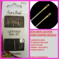 SEW MATE LEATHER HAND SEWING NEEDLES