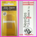 JOHN JAMES TAPESTRY HAND SEWING NEEDLE SIZE 20
