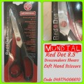 "MUNDIAL Dressmaker Shears 8½"" TRUE LEFT HAND"