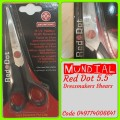 MUNDIAL- HOBBY CRAFT SCISSORS 5 1/2