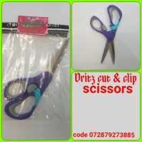DRITZ CUT & CLIP SCISSORS