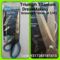 TRIUMPH TITANIUM COATED SHEAR 210MM