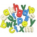 FOAM STICKERS LOWERCASE ALPHABET 16G