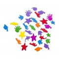 FOAM STICKERS SEA LIFE 16G