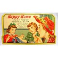 HAPPY LADY RUST PROOF NEEDLE BOOK