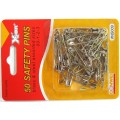 SAFETY PINS-BRASS & STEEL ASSORTED