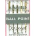 XLASSE ASSORTED BALL POINT MACHINE NEEDLES
