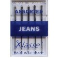 XLASSE ASSORTED JEANS MACHINE NEEDLES