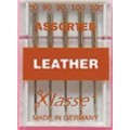 XLASSE ASSORTED LEATHER MACHINE NEEDLES